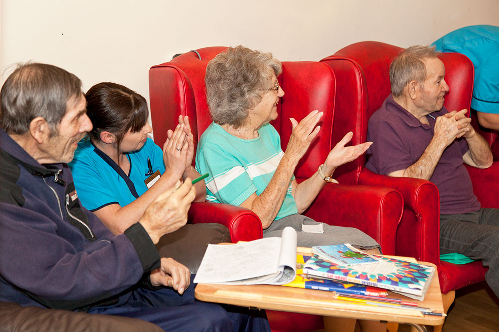 activities at Manor Care